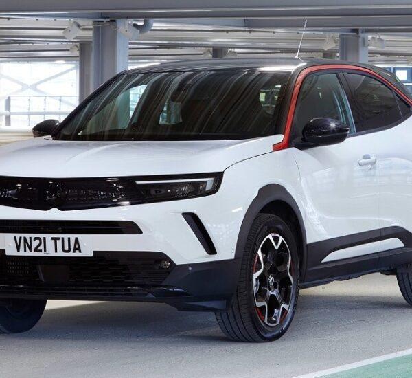 2021 Yeni Opel Mokka