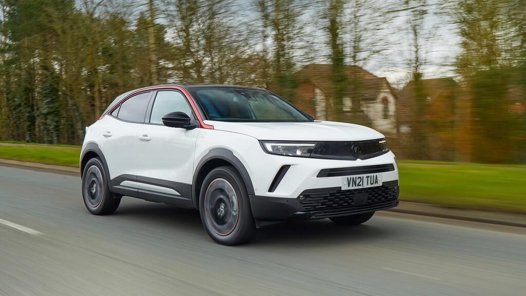 2021 Yeni Opel Mokka fotoğrafları
