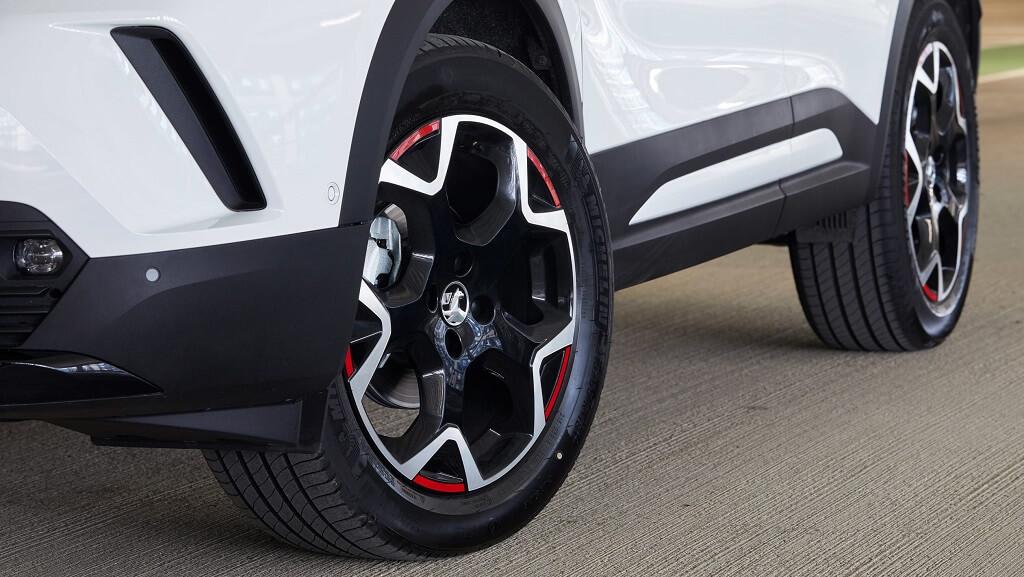 2021 Yeni Opel Mokka jantlar