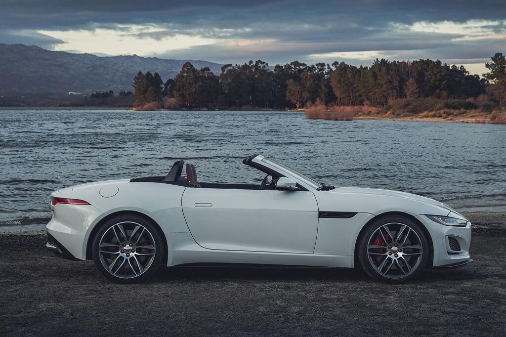 2022 Jaguar F-Type görselleri