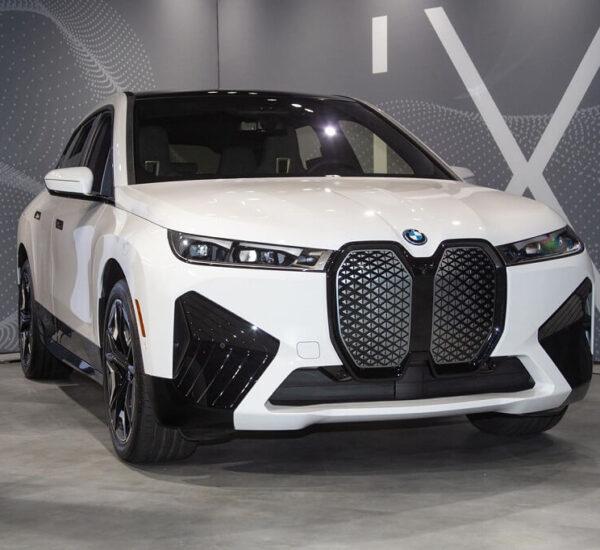 BMW iX'in En İyi 10 Özelliği