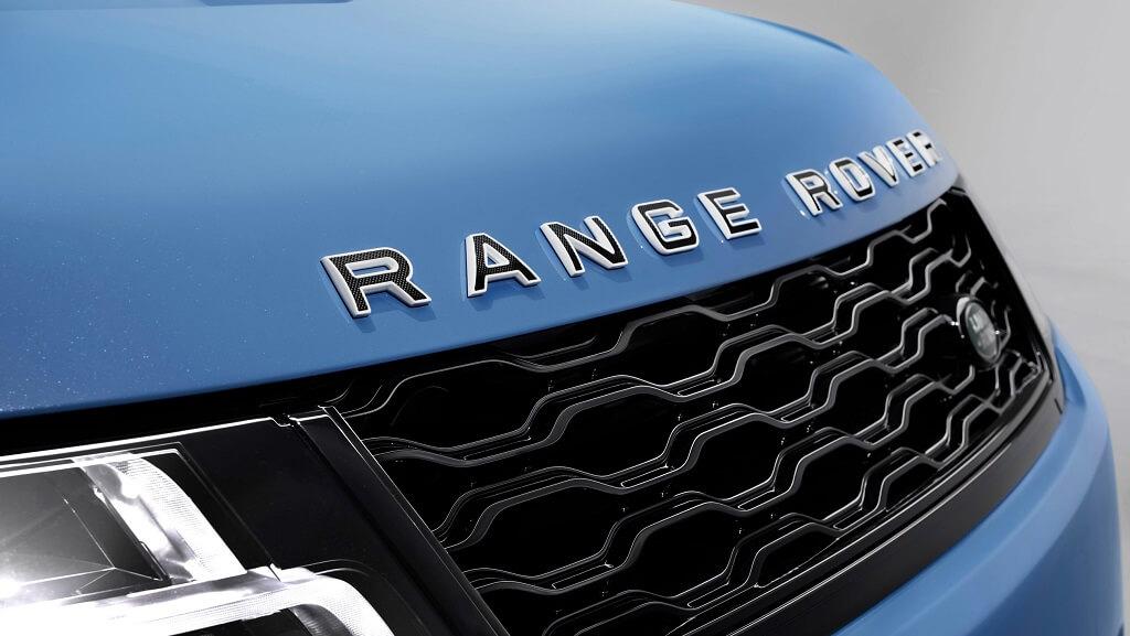 Yeni 2021 Range Rover Sport SVR Ultimate Edition görüntüleri
