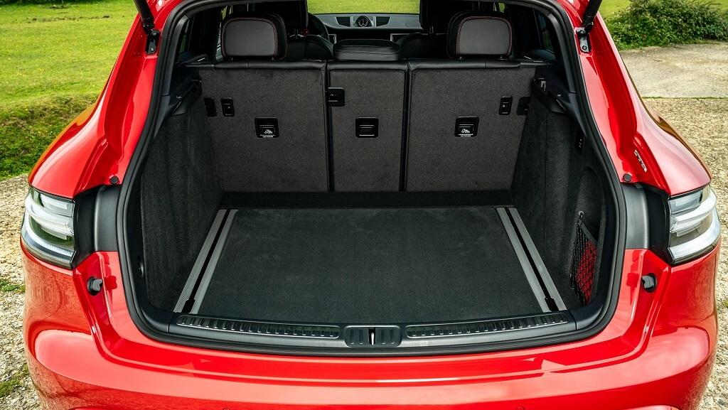 2021 Porsche Macan GTS bagaj hacmi