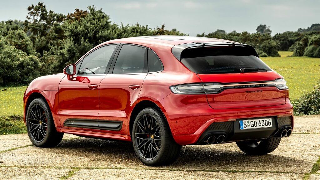 2021 Porsche Macan GTS fotoğrafları