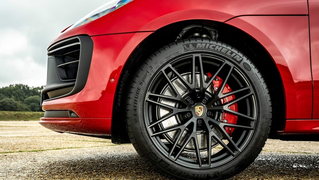 2021 Porsche Macan GTS jantlar