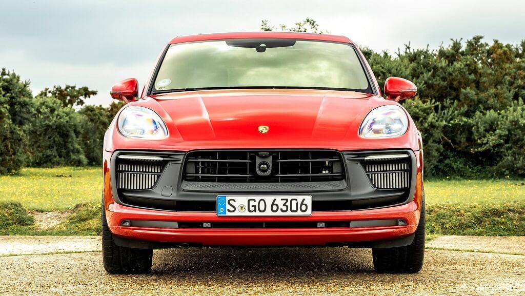 2021 Porsche Macan GTS LED Farlar