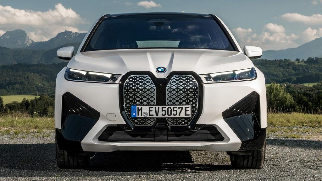 2021 Yeni BMW iX İncelemesi