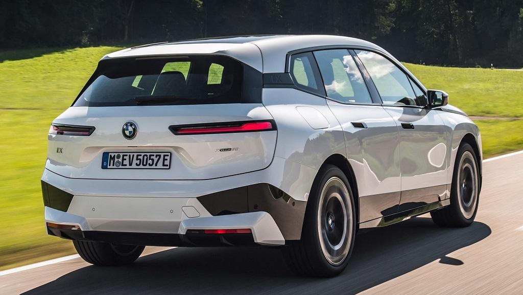 2021 Yeni BMW iX