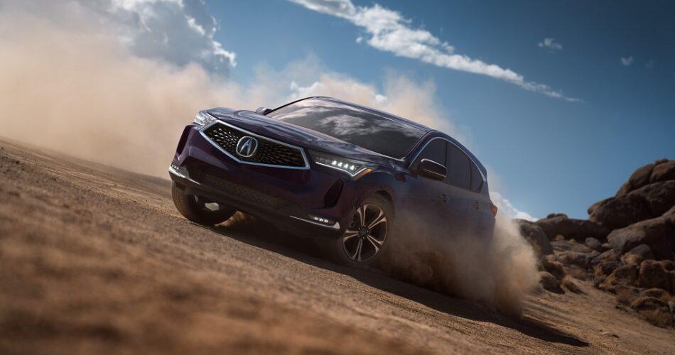 2022 Makyajlı Acura RDX