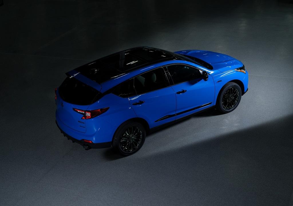 2022 Makyajlı Acura RDX tasarımı