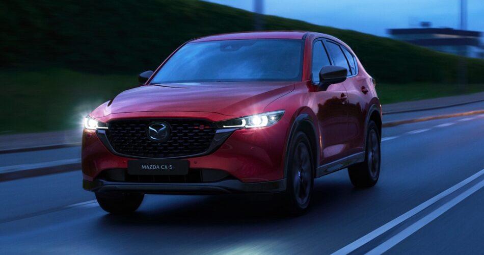 2022 Makyajlı Mazda CX-5