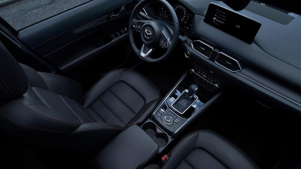 2022 Makyajlı Mazda CX-5 koltuklar