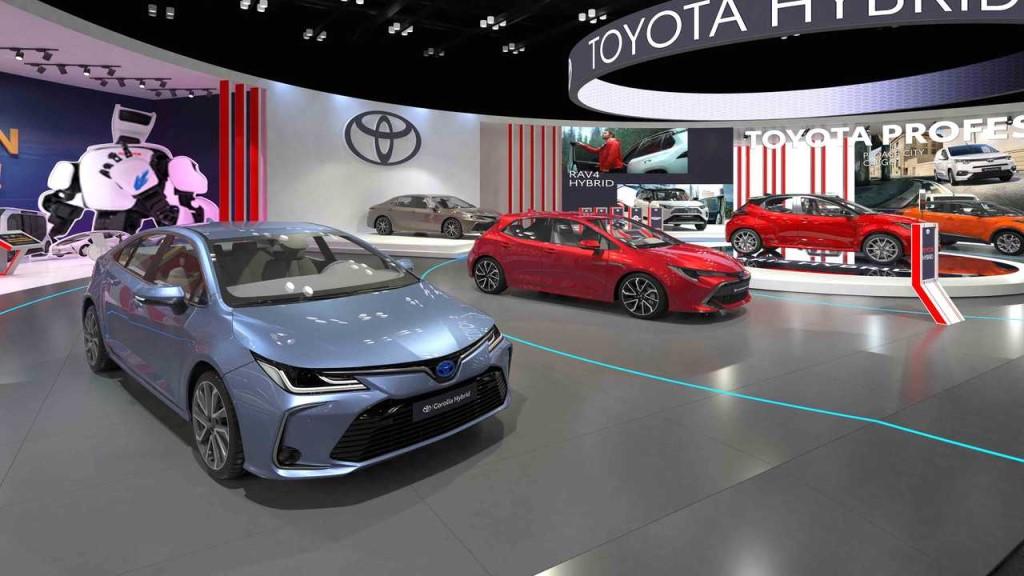 Autoshow Mobility Toyota