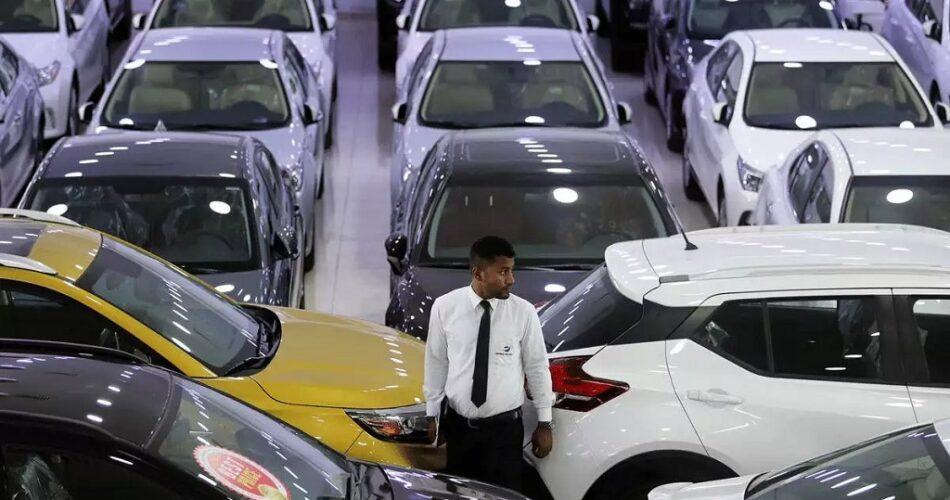 Avrupa'da Araç Satışları Yine Düşüşte