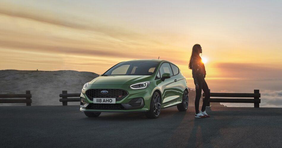 Makyajlı 2022 Ford Fiesta Tanıtıldı