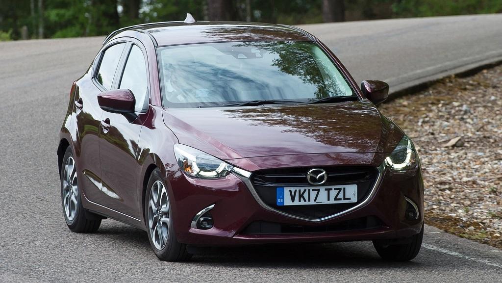 Mazda 2 fotoğrafları