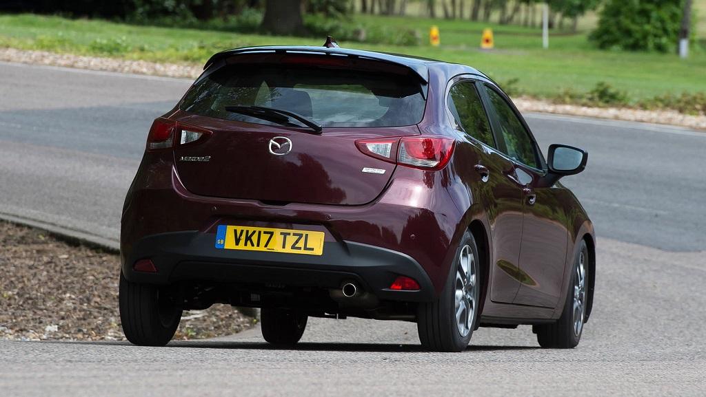 Mazda 2 görselleri
