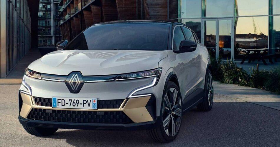 Yeni Renault Megane E-Tech