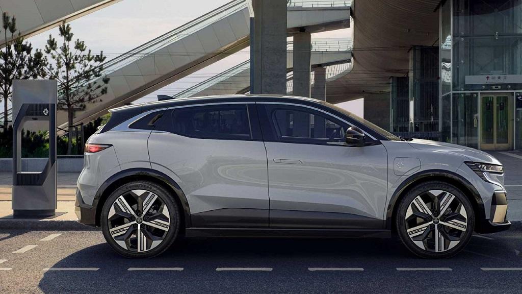 Yeni Renault Megane E-Tech görüntüleri