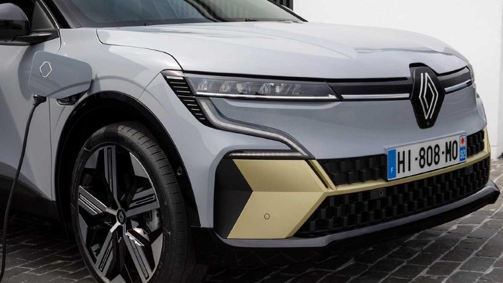 Yeni Renault Megane E-Tech jantlar