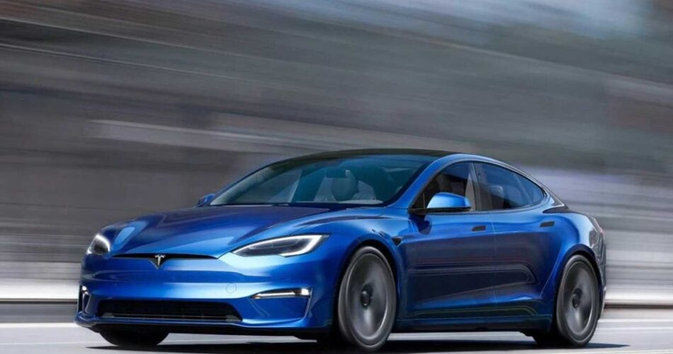 Model S Hız Rekoru