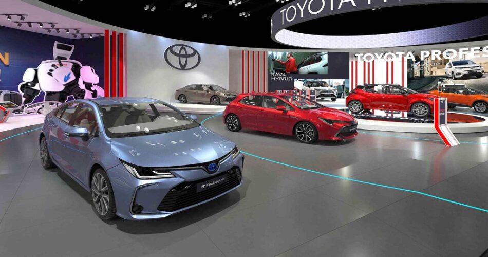 2021 Autoshow Mobility Fuarı'na Ziyaretçi Akını