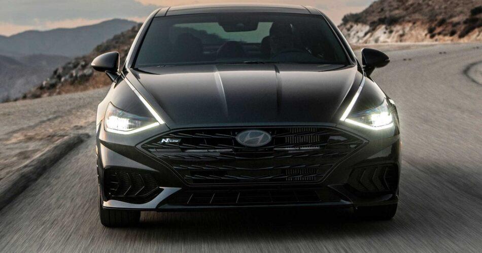 2021 Hyundai Sonata N Line Night Harika Tasarım ile Geliyor