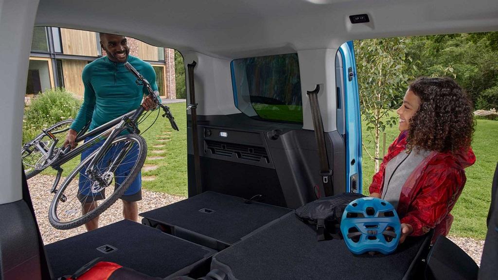 2021 Yeni Ford Tourneo Connect bagaj hacmi