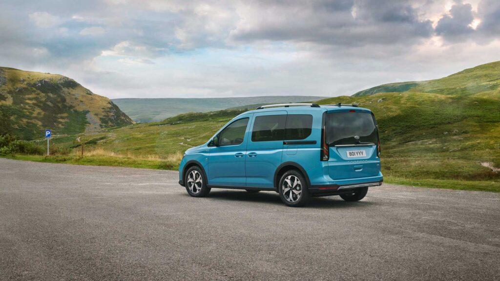 2021 Yeni Ford Tourneo Connect görselleri