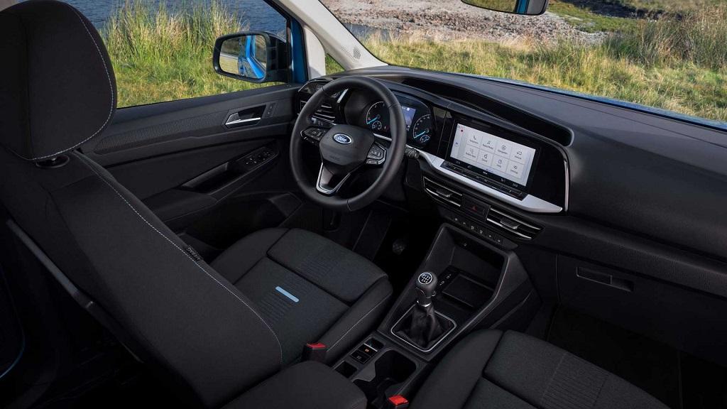 2021 Yeni Ford Tourneo Connect iç mekan