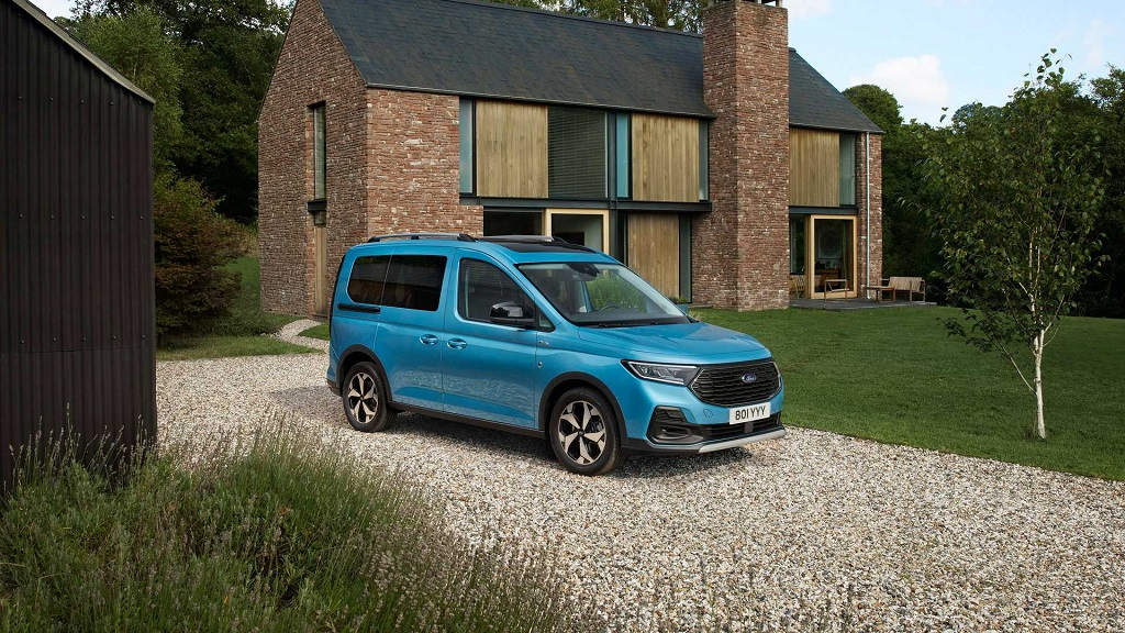2021 Yeni Ford Tourneo Connect