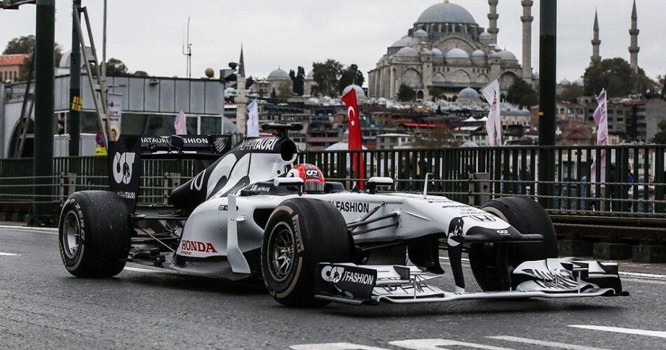 2022 F1 Takviminde Türkiye Yok