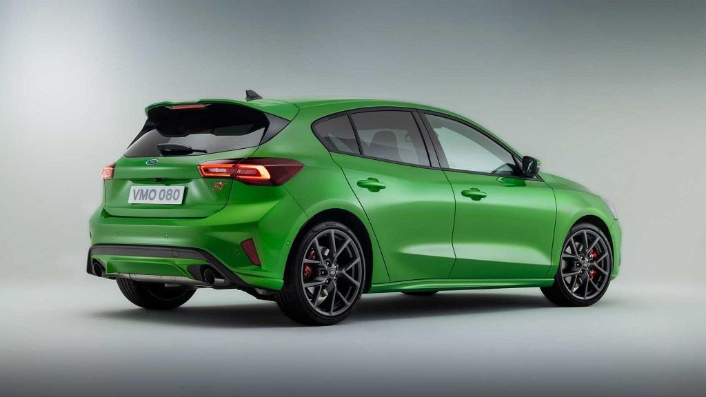 2022 Makyajlı Ford Focus görselleri