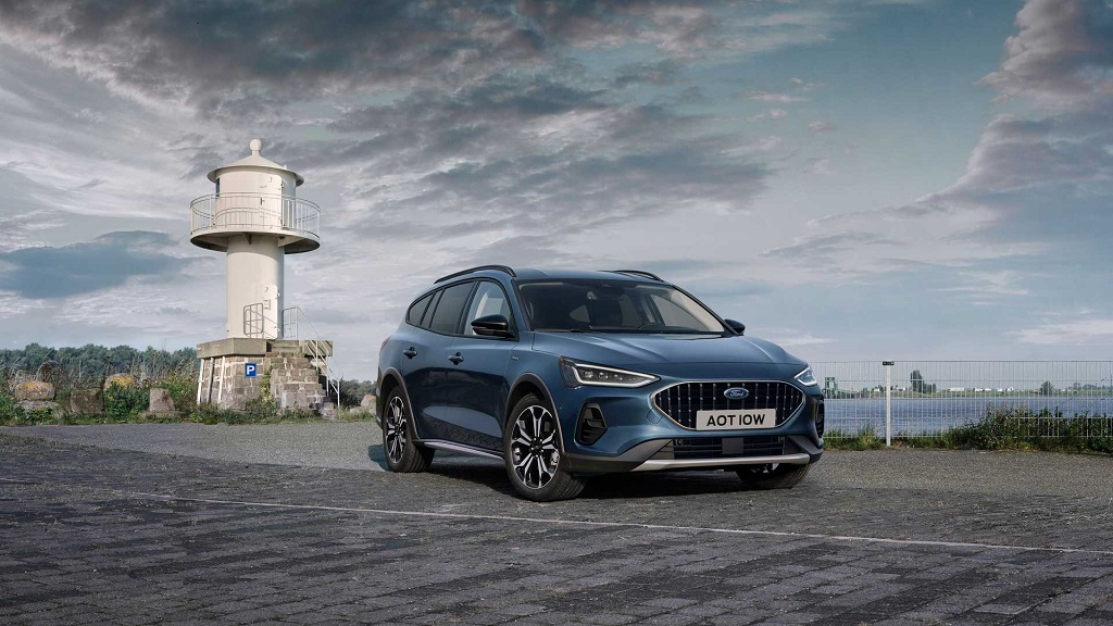 2022 Makyajlı Ford Focus station wagon