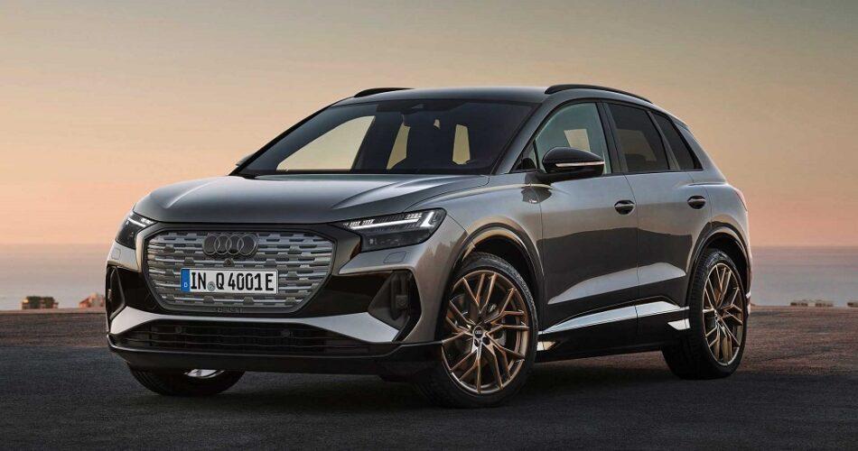 Audi Q4 e-Tron PoV Drive Keyfini Çıkarın