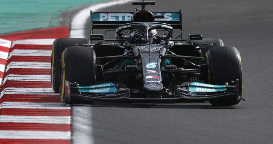 F1 Türkiye Grand Prix Sıralama Turları Bottas'ın