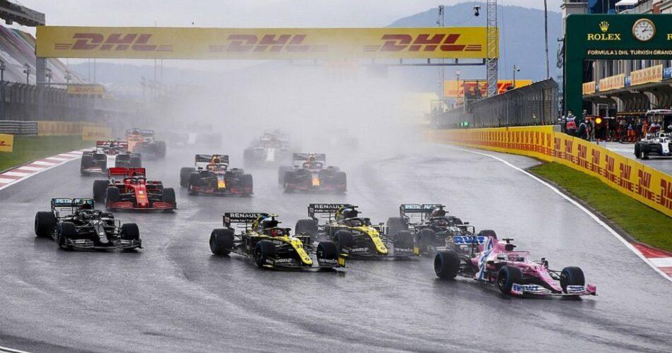 Formula 1 Türkiye'yi Bottas Kazandı