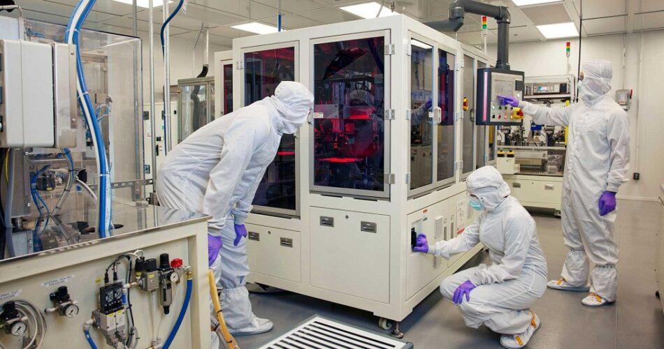 GM'nin Yeni Batarya Tesisi Yatırımı