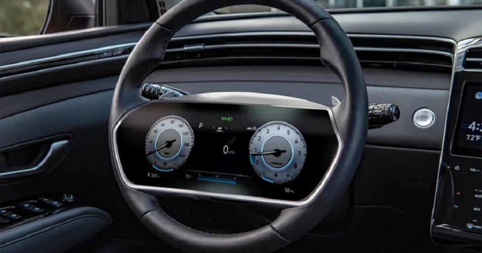 Hyundai Direksiyon Simidi ile İlgili Yeni Patent Aldı