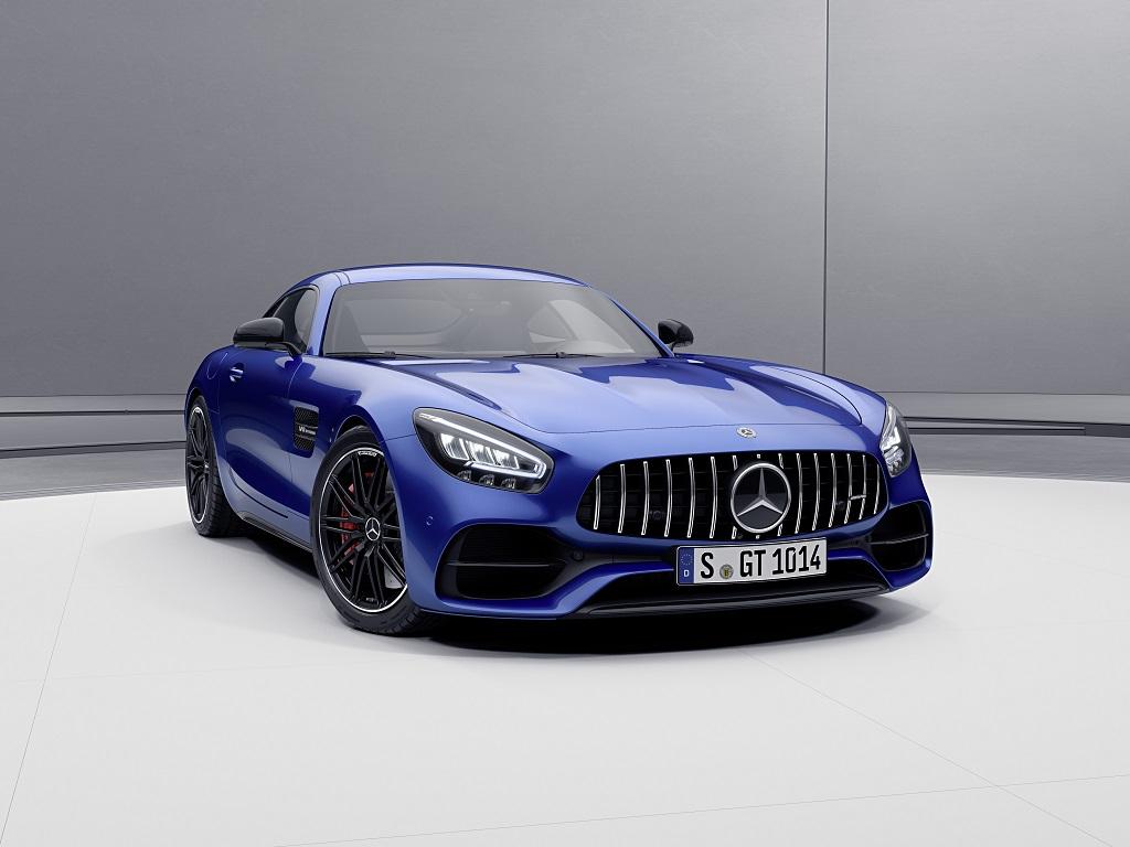 Mercedes-AMG, GT Coupe ve Roadster'ın Üretimi duruyor mu