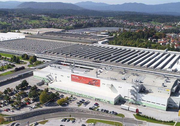 Renault ve Çip Krizi - Slovenya'daki Üretimi Yavaşlatıyor