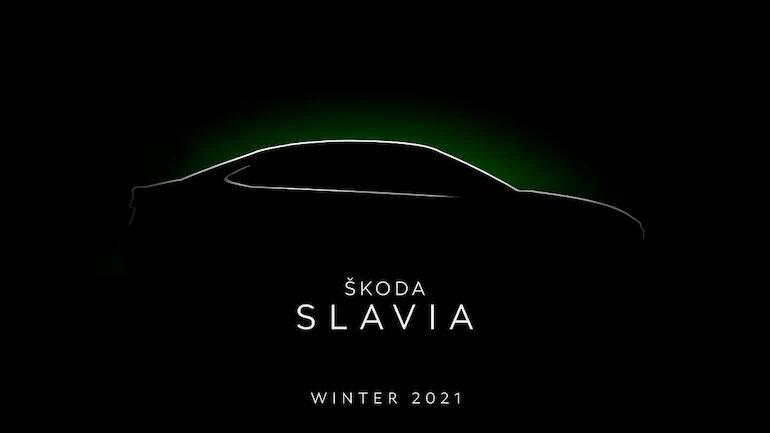 Skoda'nın Hindistan'a Özel Modeli Slavia