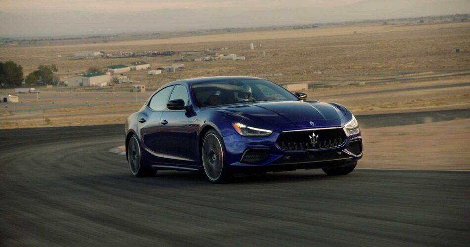 Stellantis Maserati Ghibli için Elektrik Platformu Kuruyor