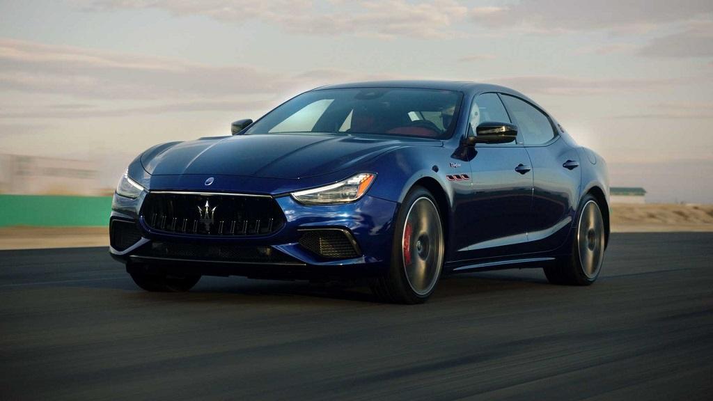 Stellantis Maserati Ghibli için Elektrik Platformu